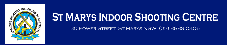 St Marys Indoor Shooting Centre Logo